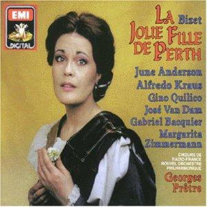 Bizet - La Jolie fille de Perth / Anderson · Kraus · Quilico · Van ...