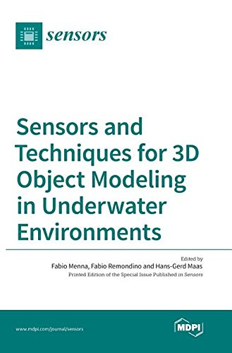 Sensors and Techniques for 3D Object Modeling in Underwater Environments ebook