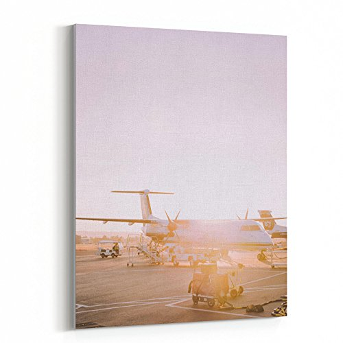 Westlake Art - Sky Aviation - 24x30 Canvas Print Wall Art -