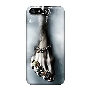 Foot Jewellery Vadim Piskaryov Unique cell phone covers Back Covers Snap On Cases For phone Slim Iphone5 iphone 5s iphone 5