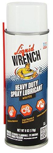 Liquid Wrench L508 Heavy Duty Spray Lubricant with PTFE - 6 oz.