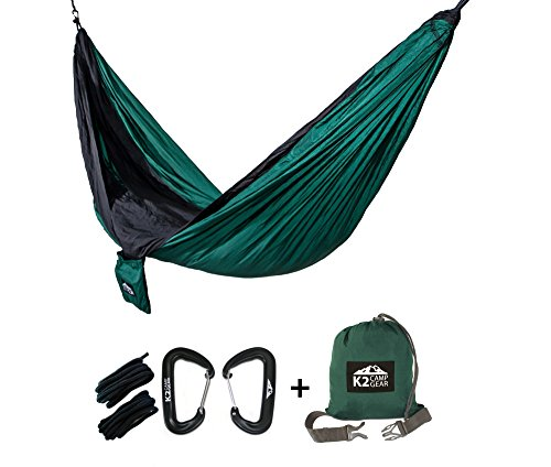 Used, K2 Camp Gear Early Original Double Camping Hammock for sale  Delivered anywhere in USA