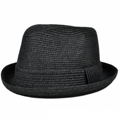 b97df441447 Black One Size Small Med Large Paper Fedora Stetson Homburg Bowler Flip  Bowl Hat - Buy Online in Oman. | Misc. Products in Oman - See Prices, ...