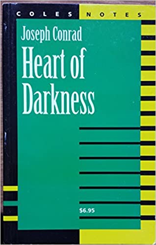 Book Heart of Darkness (Coles Notes)
