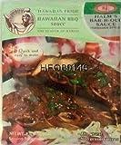 Hawaiian Pride Hawaiian BBQ Sauce (pkg)