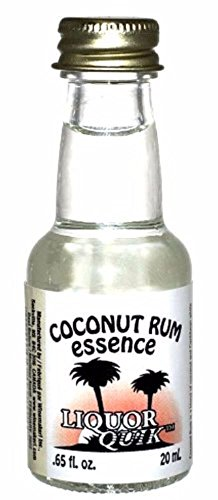 Coconut Rum Liquor Quik Essence
