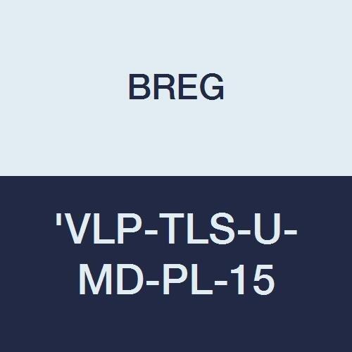 BISS /'VLP-TLS-U-MD-PL-15 BREG VLP-TLS-U-MD-PL-15 Vertalux Tlso Pl Front 15 Degree M Inventory Management Services