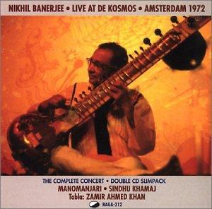 Live at De Kosmos: Manomanjari by CD Baby