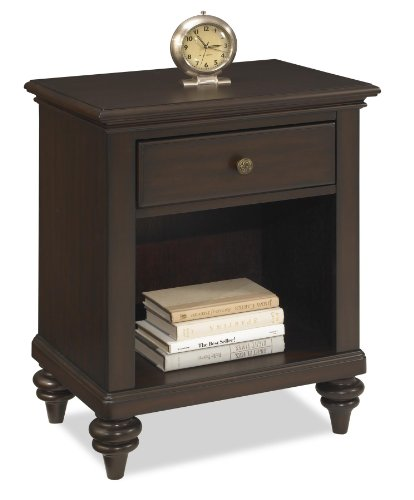 Home Bermuda - Bermuda Expresso Night Stand by Home Styles