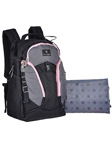 Jeep Backpack Diaper Bag - Colors as Shown, one Size