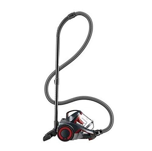 Dirt Devil DASH Multi Carpet and Hard Floor Cyclonic Canister with Swipes – Corded Review