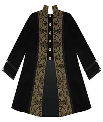 Victorian Vagabond Historical Steampunk Gothic Jacket XL