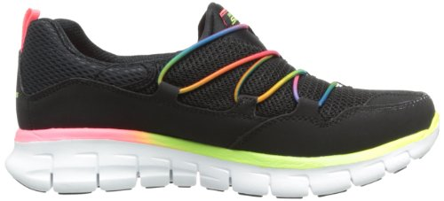 Sport Multi Skechers Black Life Loving Women's dXffgxFw