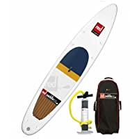 "RED Paddle - Explorer Inflatable Stand Up Paddle Board 2014, White, 12'6"" from Red Paddle Co"