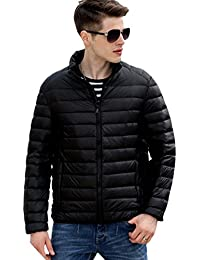 "<span class=""a-offscreen"">[Sponsored]</span>Men's Light Weight Puffer Down Jacket (30 Colors, Different Version, 90% Duck Down Filled)"