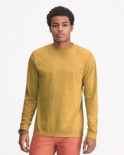 Comfort Colors - Garment Dyed Heavyweight Ringspun Long Sleeve T-Shirt - 6014