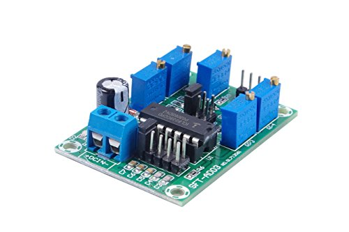 KNACRO ICL8038 Waveform Signal Generator Module Low Frequency Signal Source Sine Wave / Triangular wave / Square wave