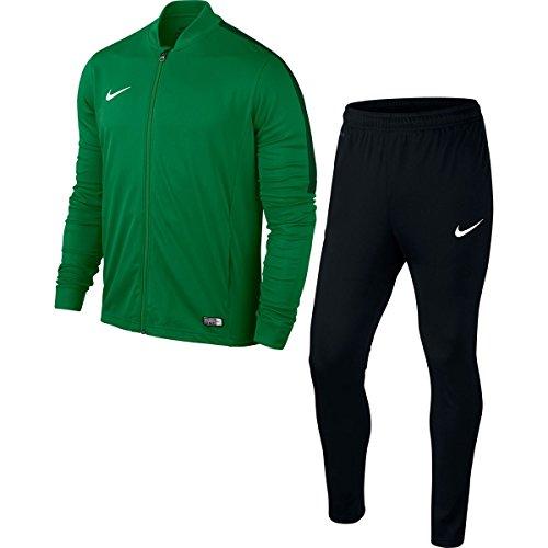 Nike Herren Trainingsanzug Academy 16 Knit Tracksuit, Pine Green/Black/Gorge Green/White, XL, 808757-302