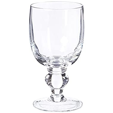 Lenox 857764 Tuscany Classics Casual Goblets (Set of 4), Clear