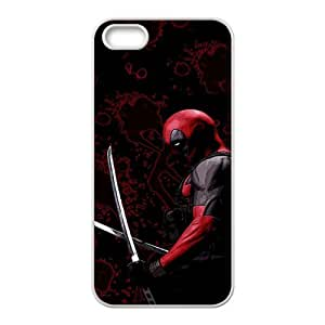 deadpool comic Phone Case for Iphone 5s