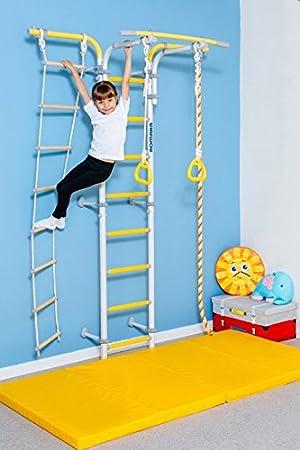 Home gym swedish wall playground set for schools kids room