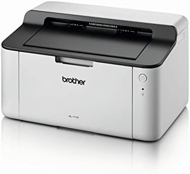 Brother HL-1110 - Impresora láser monocromo compacta: Brother ...
