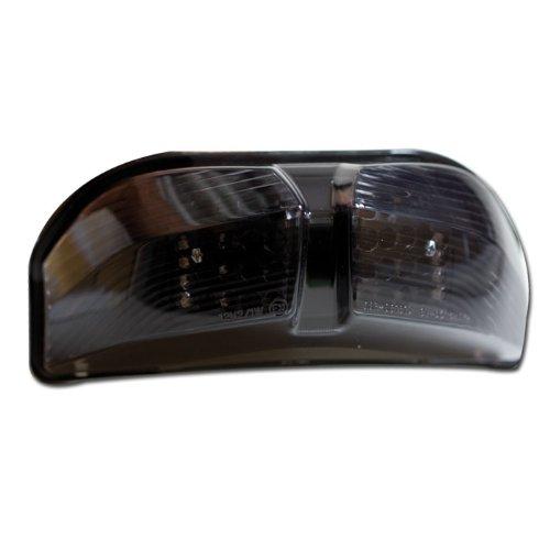 Motorrad LED Rü cklicht Yamaha Fazer / FZ1 -11, Fazer / FZ8 -13 getö nt, Reflek. schwarz, E-gepr. (+Widerst.360260) ACCESS LINE
