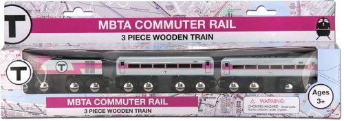 Ward Maps Mbta Commuter Rail Wooden Toy Train From Buy Online In