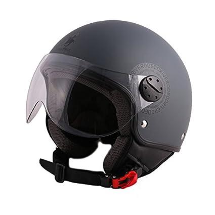 Antracite Taglia S Rodeo Drive RD104flash Casco Moto