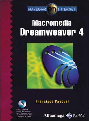 Read Online Macromedia Dreamweaver 4 pdf