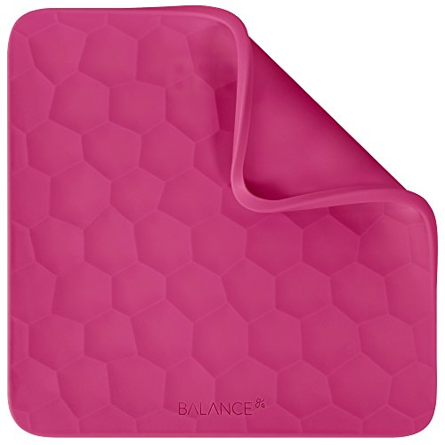 Removable Cover for Balance Silicone Scale, Raspberry Pink Color, Must Add SCALE + TOP to Cart to Complete Purchase, SCALE NOT INCLUDED (Top Only) (Balance Pink)