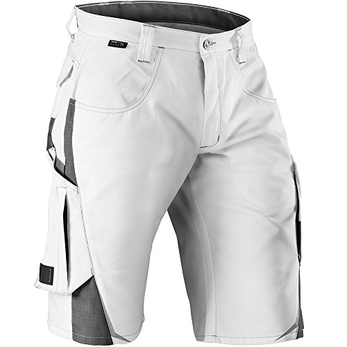 Kübler 25243314-1097-52 Pulse Short Taille 52 Blanc/Anthracite