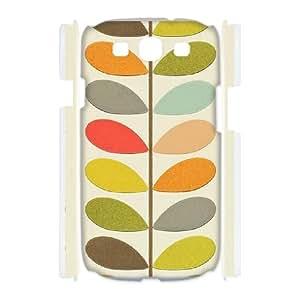 Orla kiely Brand Logo For Samsungn Galaxy S3 Custom Cell Phone Case Cover 99ER053510