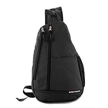 Amazon.com: Laptop backpack Swiss Gear Small Shoulder Bag Chest ...
