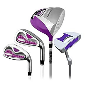 Yhjklm 4 Unids Golf Set Rod Ladies Half Set Golf Club Putter ...