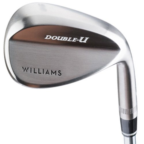 Williams Golf Double-U Forged Wedge 2016 Right 56 12 Williams WSF Steel Wedge by Williams Golf