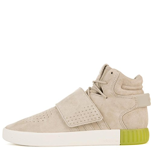 adidas-for-Men-Tubular-Invader-SesameSesameSemi-Solar-Slime-Strap-Sneakers