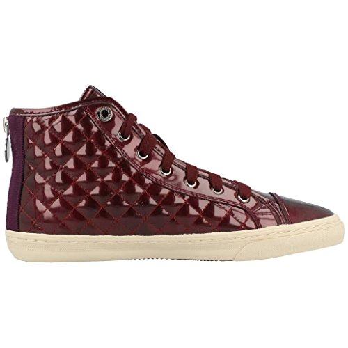 Geox Top Red D Sneakers Red A New Hi Women s Club TOrwYTpq bb9ec58ad2d