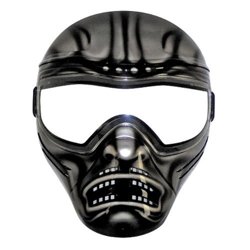 Save Phace Tagged Series Immortal Tactical Mask with Custom Handpainted Graphic by Save Phace