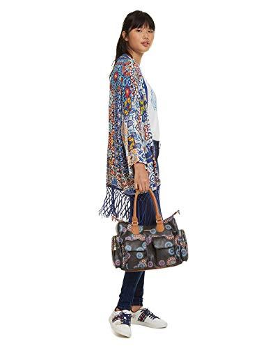 Borse Bag Spalla H 5x32 b Desigual Women A 5x25 Nero X negro Mandri Donna T Cm London 15 YqCxxdIUw