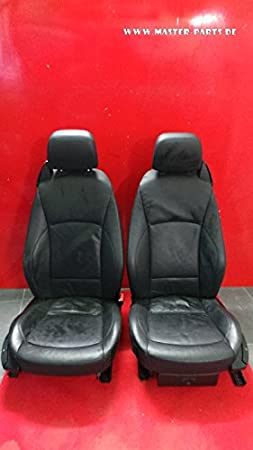 BMW E85 E86 Z4 Roadster Coupe piel Equipamiento piel asientos ...