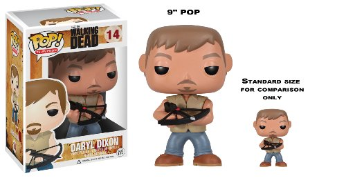 Funko POP Television: Walking Dead Daryl 9