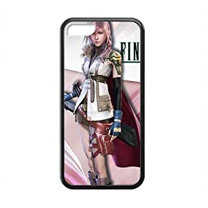 XXXD final fantasy xiii Hot sale Phone Case for iPhone 5c Black