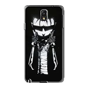 InesWeldon Samsung Galaxy Note3 Bumper Mobile Cases Customized Vivid Marilyn Manson Band Series [Okh11516FkSO]
