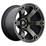 Fuel Offroad D564 Beast 18x9 5x150 +20mm Black/Machined Wheel Rim