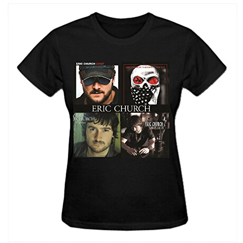 Abover Eric Church Chief Caught In The Act Carolina Sinners Like Me Design Your Own T Shirts Women O Neck - Vegan Me Color