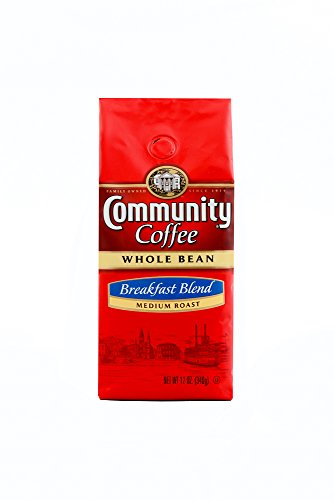 community coffee beans whole - 1