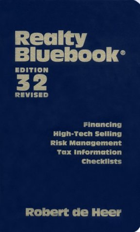 Realty Bluebook: Revised (Realty Bluebook, 32nd Ed)
