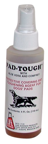 UPC 035043214046, Pad Tough 4 Fl. Oz.