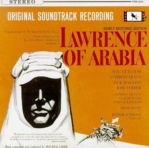 Lawrence Of Arabia: Original Soundtrack Recording - Newly Restored Edition